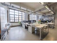 Spitalfield Market / Shoreditch bright warehouse conversion for rent (50/50 share)