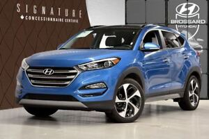 2017 Hyundai Tucson SE 1.6T TOIT PANORAMIQUE ANGLE MORTS CUIR
