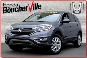 2016 Honda CR-V EX-L  AWD Cuir Garantie GLOBAL 100,000km