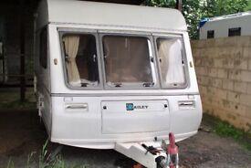 Bailey Maru lightweight 2 berth caravan with Isabella Awning £1500 ono