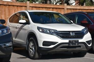 2015 Honda CR-V SE ALLOYS DISPLAY AUDIO BLUETOOTH