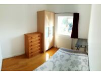 Large & Clean Room with Garden