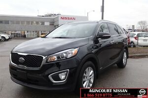 2017 Kia Sorento 2.0L LX Turbo |AWD| Only 988 Kms|