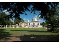 Gardener wanted For Grade 1 Heritage Gardens in West London Permanent Position £18.5k - £22k circa