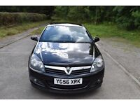 2006 VAUXHALL ASTRA 1.8 SRI 3DR, New cambelt and service