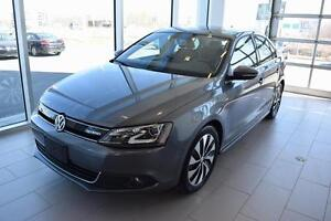 2013 Volkswagen Jetta Hybride sedan Highline