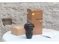 Nikon 16-35 f4 Lens