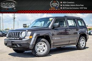 2016 Jeep Patriot New Car|Sport SE|AM/FM/ CD Player