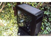 Liquid Cooled i7 4960X:Asus P9X79LE: 1.5TB H/D: 512GB SSD: GTX 980: 24GB RAM: Corsair Obsidian: RGB
