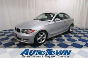 2009 BMW 128I i/HEATED SEATS/SUNROOF/LEATHER