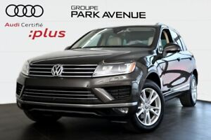 2015 Volkswagen Touareg 3.0 TDI EXECLINE NAVIGATION+TOIT !