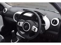 RENAULT TWINGO 1.0 SCE DYNAMIQUE S/S 5 Door Hatchback 70 BHP (white) 2015