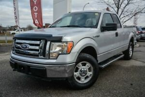 2010 Ford F-150 4X4, A/C, POWER GROUP