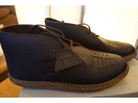 Size UK 6 Clarks X YMC Edmund Must Shoes brown Leather