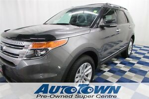 2011 Ford Explorer XLT V6 3RD ROW SEATING/ HTD STS/ SATE RADIO