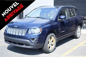 2014 Jeep Compass NORTH AWD MAGS