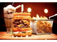 Head Chef/ Sous Chef for Burger Restaurant in Kingston
