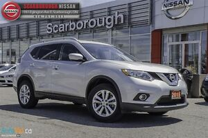 2015 Nissan Rogue SV-ACCIDENT FREE-7 PASS WITH NAVI!!!!!