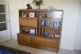 Large Display Unit Cabinet