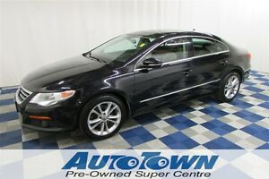 2011 Volkswagen CC Sportline/SUNROOF/LEATHER/HTD SEATS