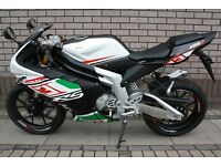 Rieju RS3 125 LC Pro Motorcycle - 2 Yrs Parts & Labour - 0% Finance Available