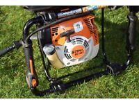 stihl bt121 36.3cc petrol earth auger