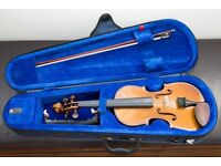1/2 Size Stentor 1 Violin Outfit