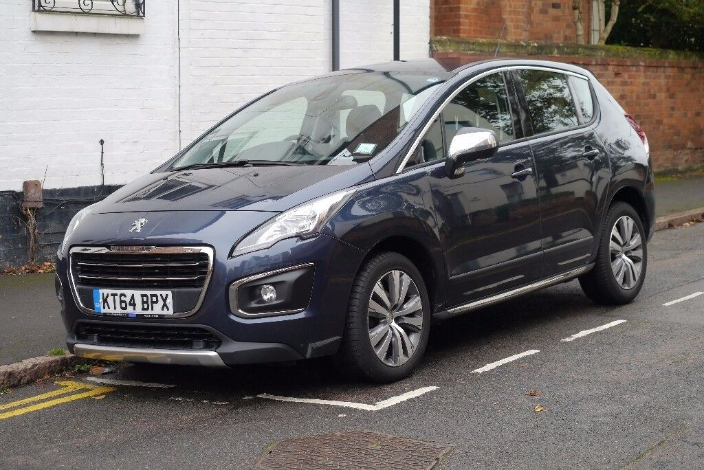 Peugeot 3008 1.6 HDi Active SUV 5dr