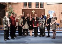 Modern Christian Worship Group invites singers and Musicians. Mapperley Nottingham
