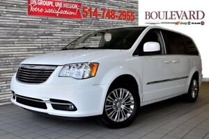 2015 Chrysler Town & Country TOURING-L VAN + CAMERA + CUIR STOW