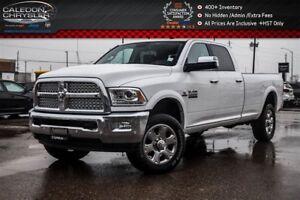 2017 Ram 2500 Laramie|4x4|Diesel|Navi|Sunroof|Backup Cam|Bluetoo