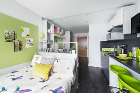 1 Bed Studio Apartment for Students £159/week including all bills, wifi, contents insurance and more