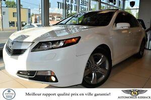 2012 Acura TL SH-AWD Groupe TECH Cuir Orange NAV $100/SEMAINE