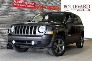 2015 Jeep Patriot, HIGH ALTITUDE CUIR,4X4,TOIT!!!