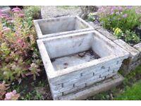 Sandford Stone Planters