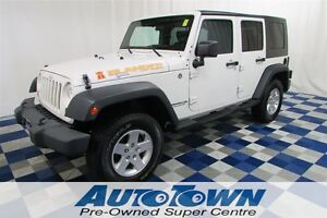 2010 Jeep WRANGLER UNLIMITED Sport/ISLANDER EDITION/ 4X4/GREAT P