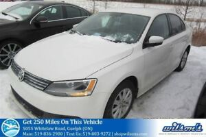 2012 Volkswagen Jetta COMFORTLINE CRUISE CONTROL! POWER PACKAGE!