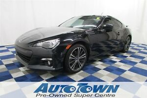 2013 Subaru BRZ LIMITED/LOW KM/NAVIGIATION SYSTEM/LEATHER INTERI