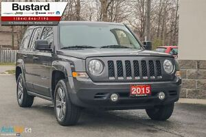 2015 Jeep Patriot Sport | North | ALTITUDE | LEATHER | SUNROOF |