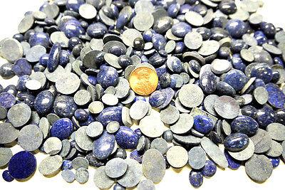 Gemstone Blue (600) pieces