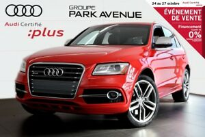 2014 Audi SQ5 3.0 TFSI TECHNIK ! NOUVEL ARRIVAGE !
