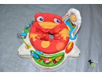 Fisher price rain forest jumperoo in good condition 45 ono