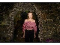 Experienced Photographer for portfolio