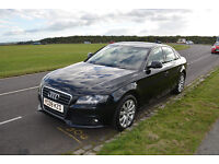 Clean, well maintained Audi A4 2.0 TDI with outstanding Bang and Olufsen surround sound system