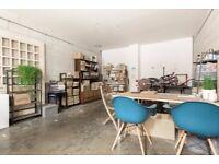 Studio 112 / Creative Space / Ground floor Workspace / East London / E8/ Hackney Downs Studios