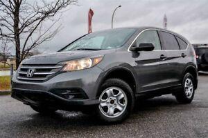 2013 Honda CR-V 4X4, LX 4X4, LX, HEATED SEATS
