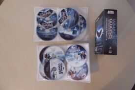 Whale Wars DVD Complete Series 1-5