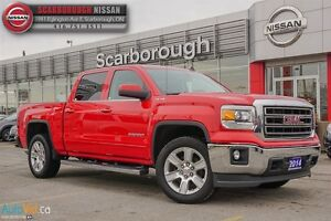 2014 GMC Sierra 1500 SLE-ACCIDENT FREE-LOW KM'S AND WELL OPTIONE