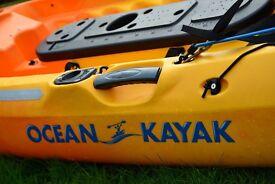 Ocean Kayak Prowler Elite 4.1 fishing kayak