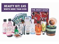 Be Your Own Boss with THE BODY SHOP AT HOME. From 3hrs per week. Over 18yrs only.